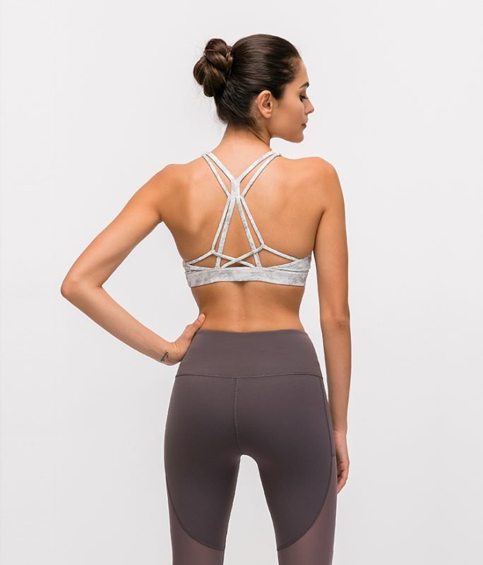 Sexy Sports Bra - Medium Support