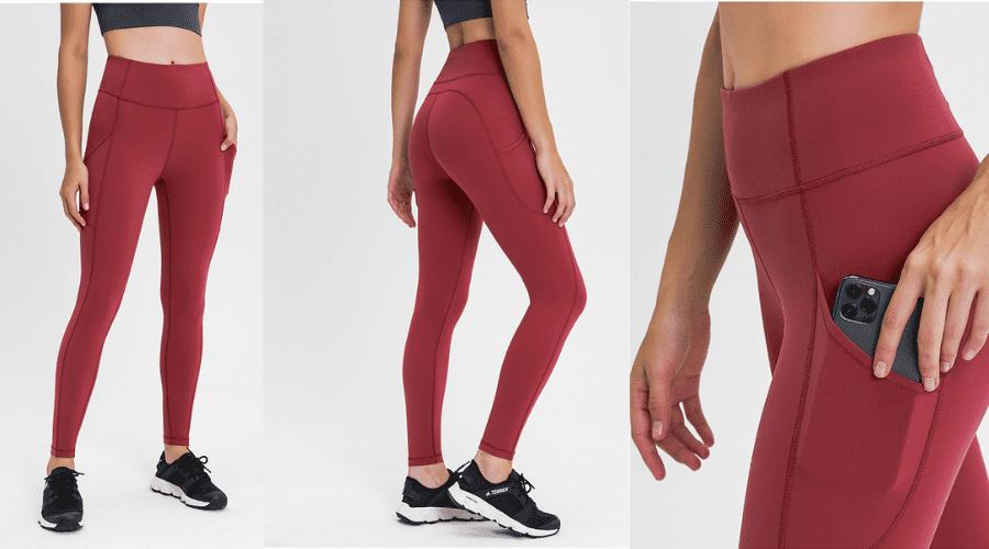 Full length yoga leggings