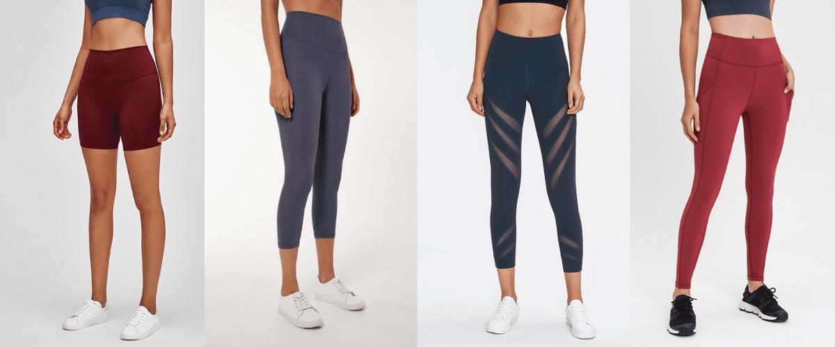 yoga short-capri lengh-78-length-full-length-yoga-leggings
